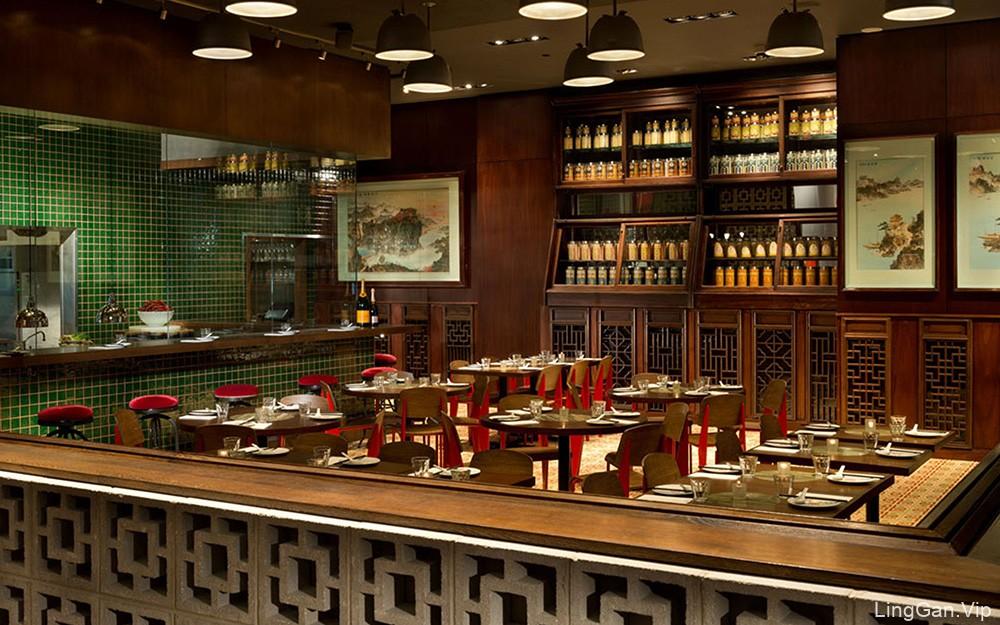 禄记(Luckee)品牌多伦多新派中餐厅视觉形象