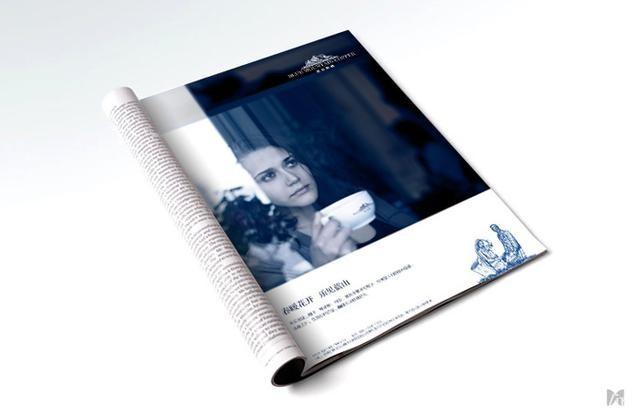 蓝山咖啡 (BLUEMOUNTAIN) 品牌VI形象设计
