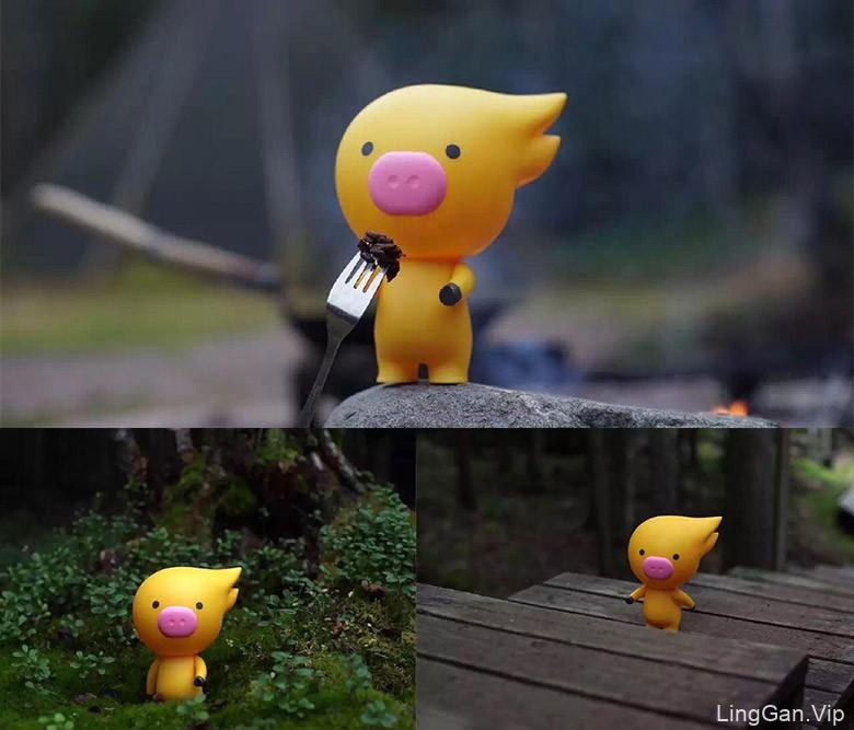 """互联网LOGO动物园来了位会飞的""""猪""""队友"""