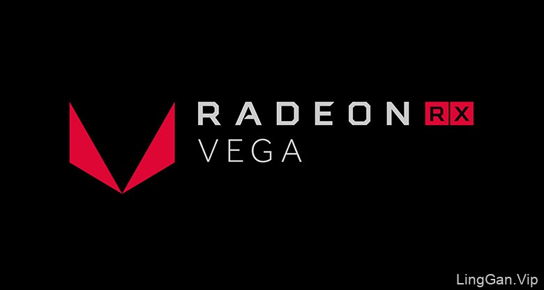 AMD公布Vega系列显卡V字形LOGO