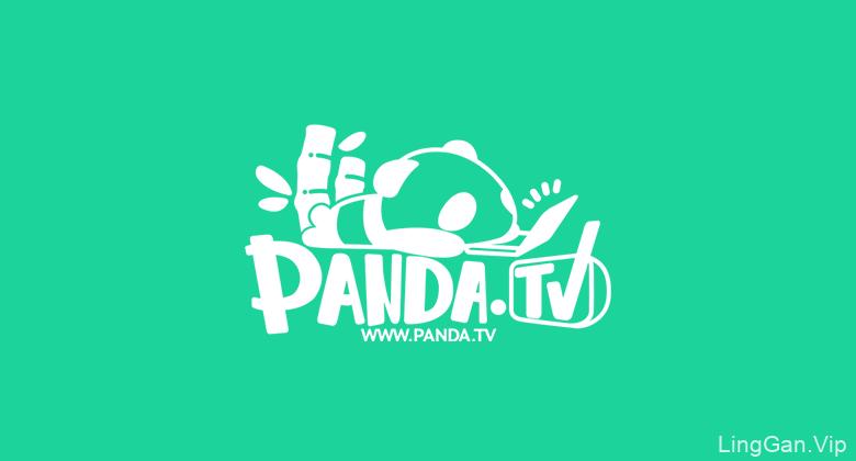 """王思聪的""""熊猫TV""""网络直播平台微调LOGO形象"""