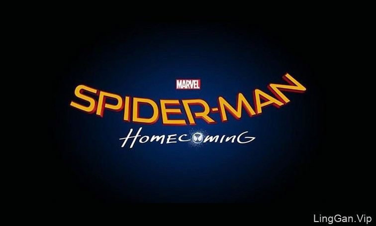 索尼影业揭晓《新蜘蛛侠》片名及Logo