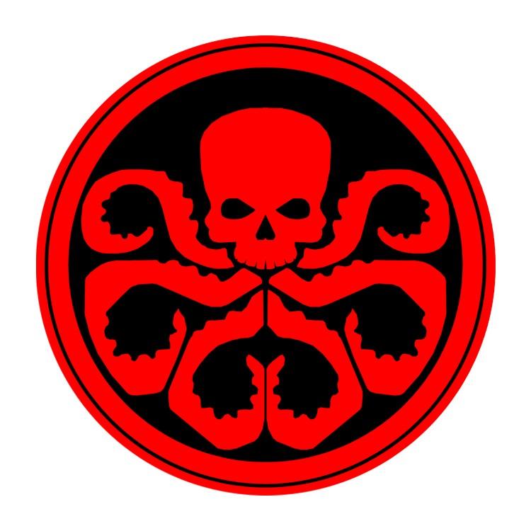 复仇者联盟的粉丝们,神盾局的这些LOGO,你看懂没?
