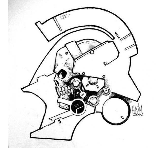 小岛工作室新LOGO引玩家疯狂创作,各种神级脑洞