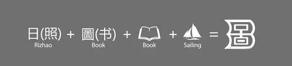 山东日照市图书馆LOGO设计方案揭晓