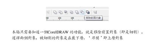 用CorelDraw绘制三叶草LOGO的步骤教程