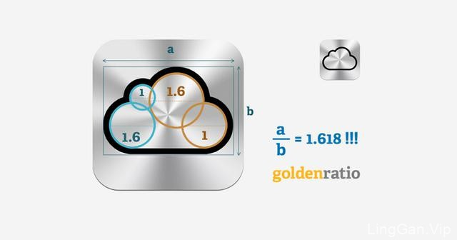 LOGO设计师必须懂的几何知识:黄金分割率