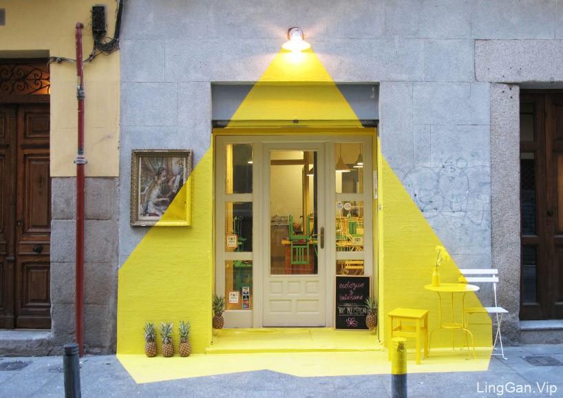 【品牌街拍】让你眼前一亮的国外店面招牌设计