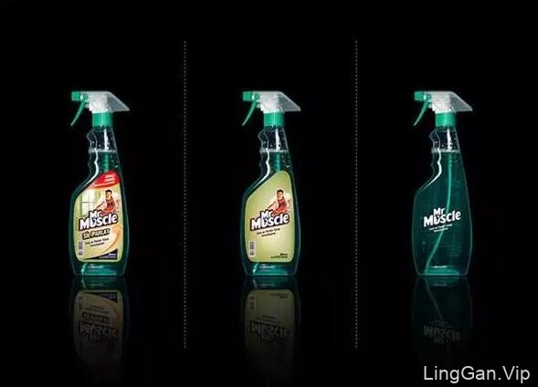 less is more:极致简化到只剩下LOGO的商品包装设计
