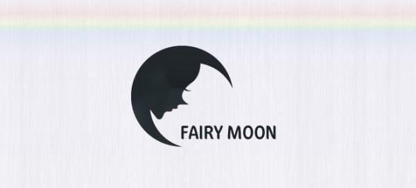 国外以月亮为主题的LOGO设计作品