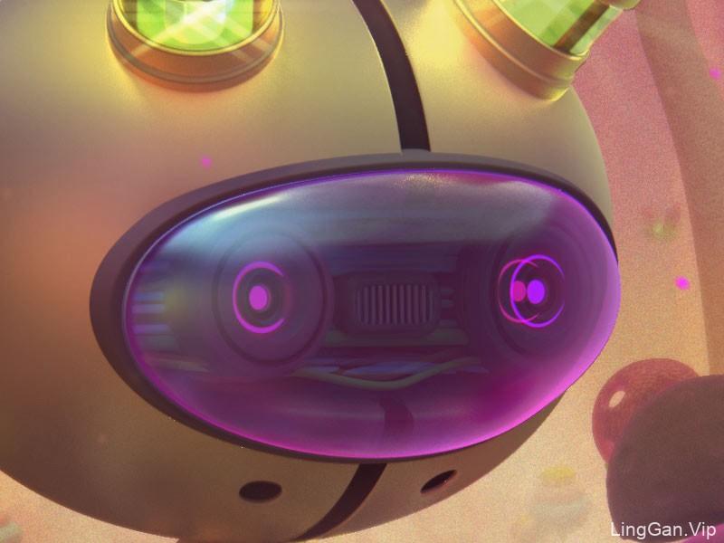 英国插画师jonathan ball对机器人的见解