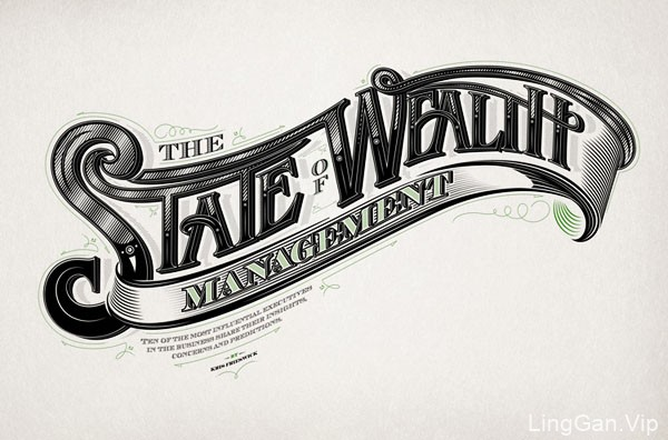 国外设计师Luke Lucas创意字体设计(二)