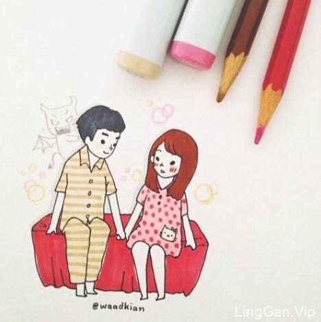 陪伴是最长情的告白,越是平凡的陪伴,就越长久。