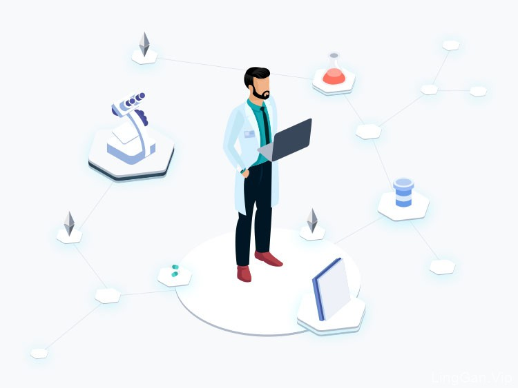 10款商务图标设计素材附下载源文件