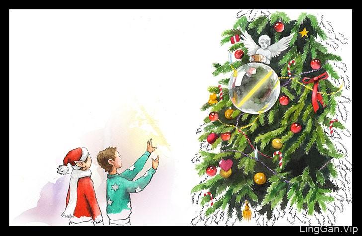 俄罗斯Darya Malikova儿童插画设计作品