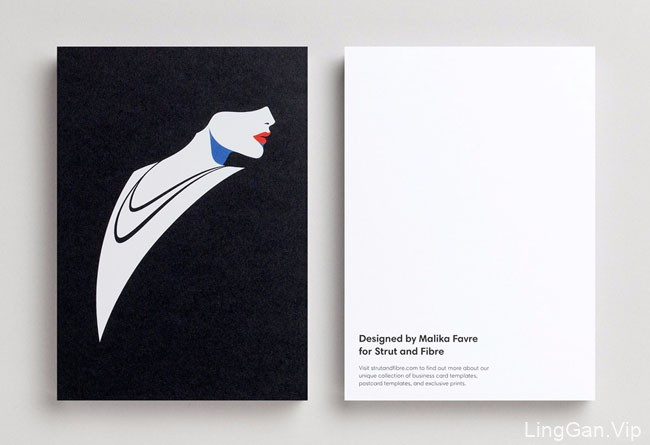 法国Malika Favre时尚插画设计作品