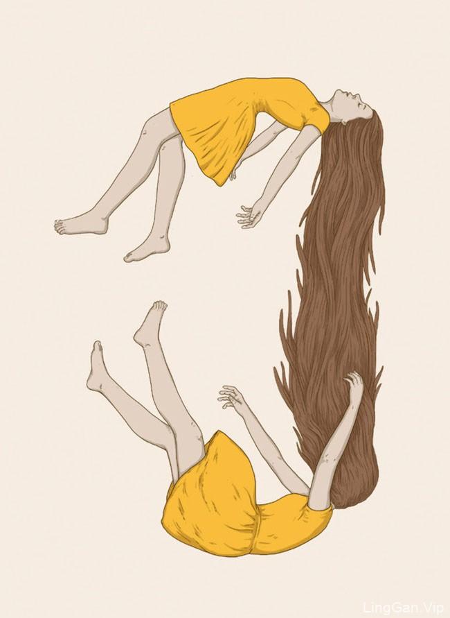 Cami Dobrin概念插画设计
