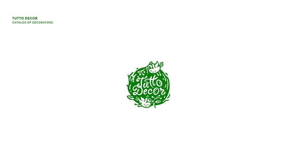 趣味创意!15款插画图像Logo设计