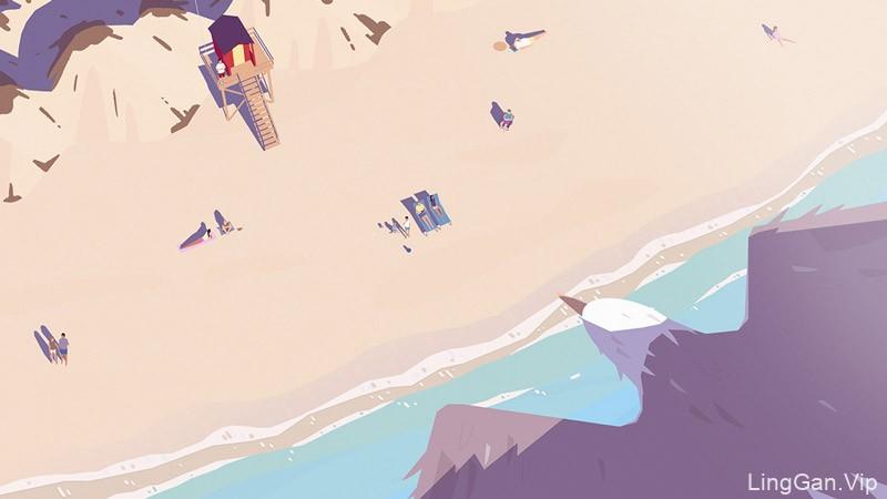 清新自然!一组二维动画插图灵感