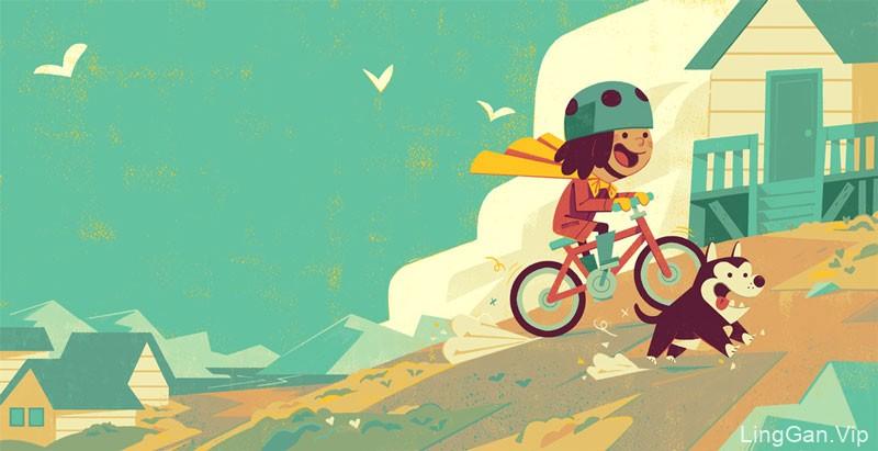 童趣十足!10款温暖的儿童绘本读物