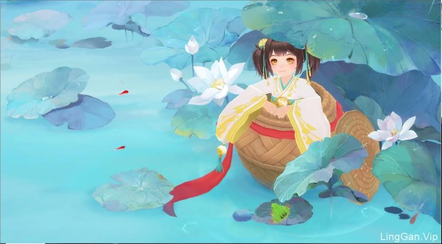 山河绘卷!《新笑傲江湖》国风手游,江湖等你!