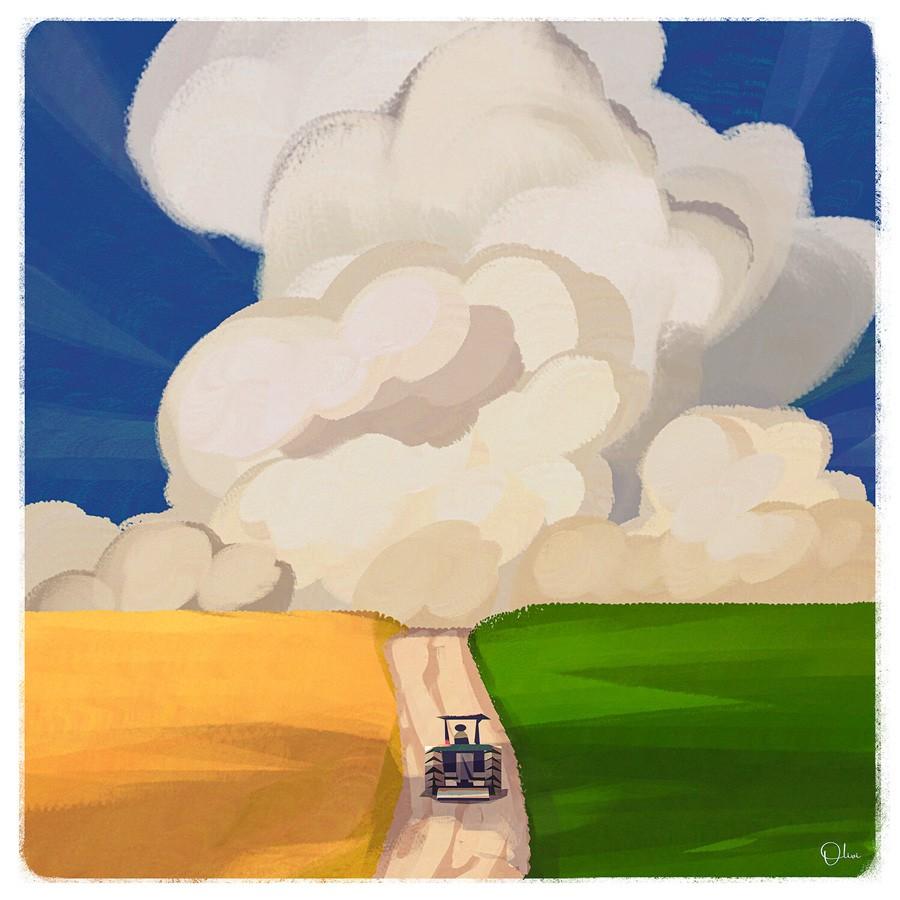 干净大气!22款景观插图
