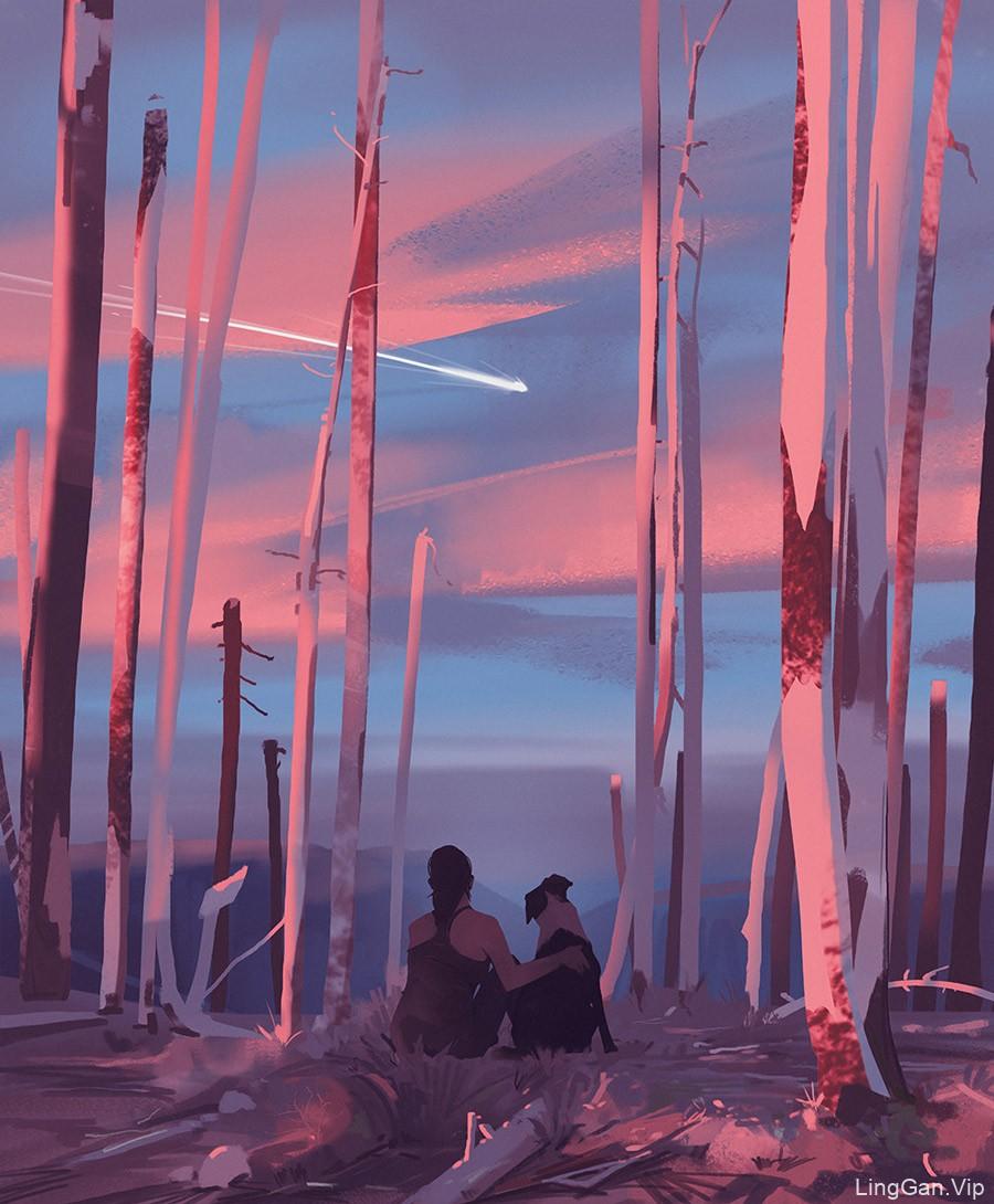 14款温暖美好且安静的画面