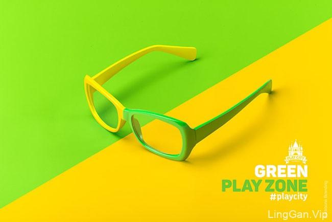 Play City主题乐园品牌形象设计欣赏(二)