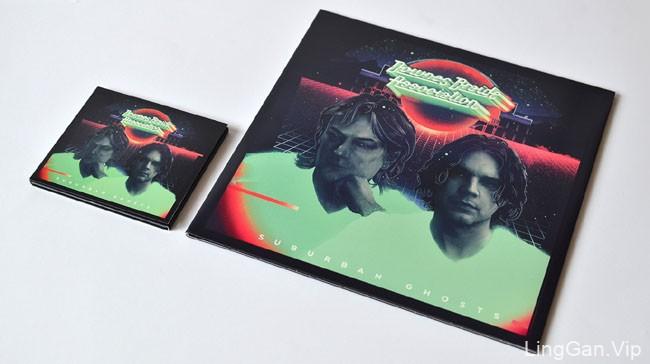 波兰设计师Patryk时尚专辑设计作品集