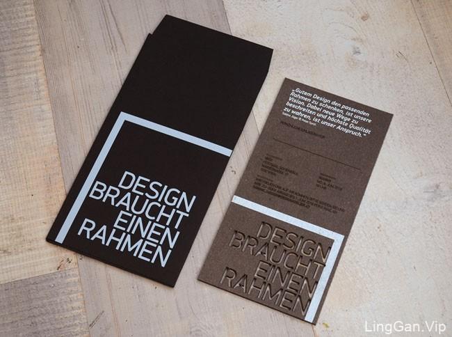 国外AD Designatelier创意邀请函设计