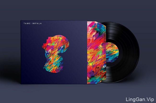 丹麦Veronika创意CD唱片设计欣赏