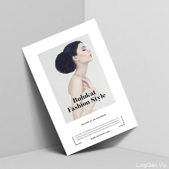 印尼设计师TimphanCo时尚宣传单设计模版展示