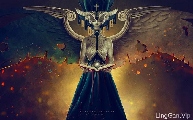 哥伦比亚Carlos Quevedo超酷的数码视觉设计