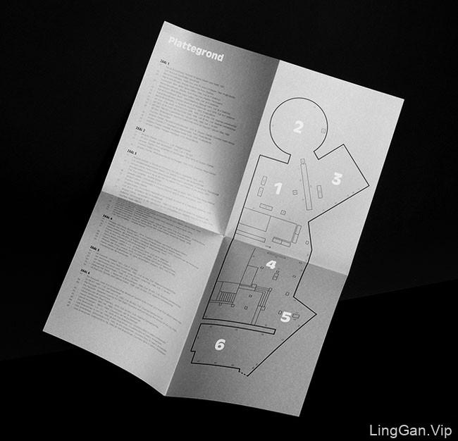 国外MUHKA展览视觉形象设计