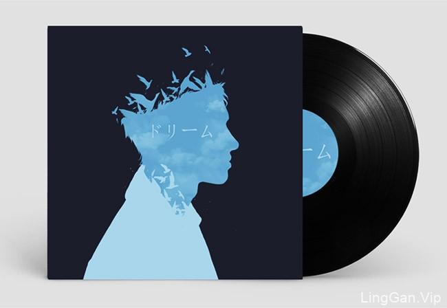 埃及设计师Amr Adel漂亮的CD设计