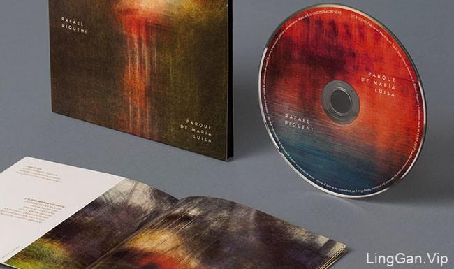 西班牙设计师atipo艺术CD设计