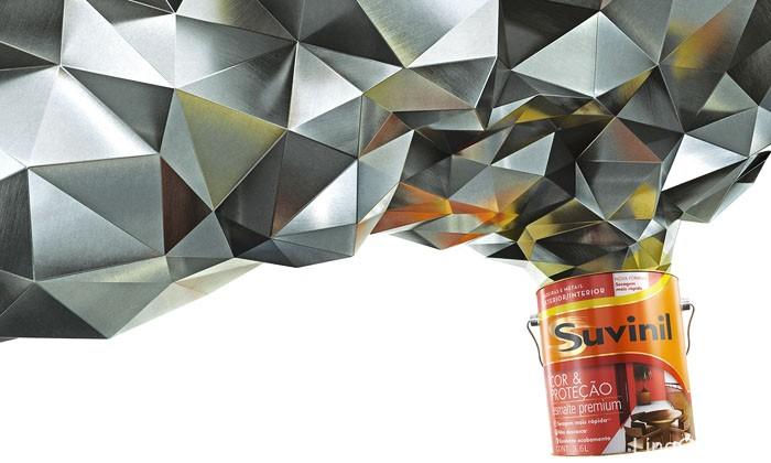 巴西Suvinil家装涂料品牌色彩视觉设计