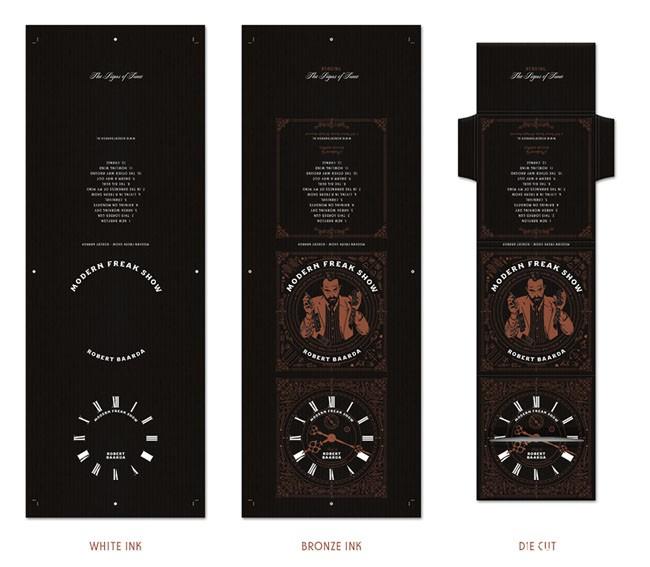 荷兰设计师Peter Kortleve时尚专辑设计作品