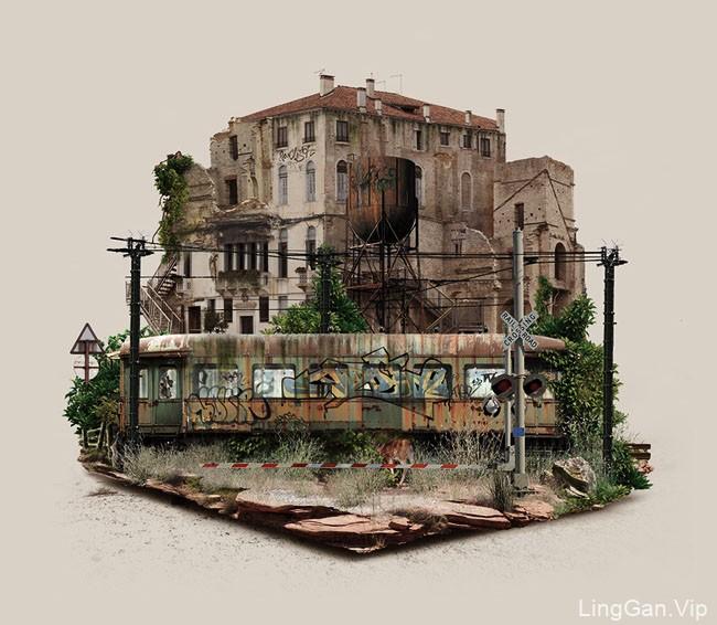 阿联酋设计师Fabio Araujo数码艺术设计
