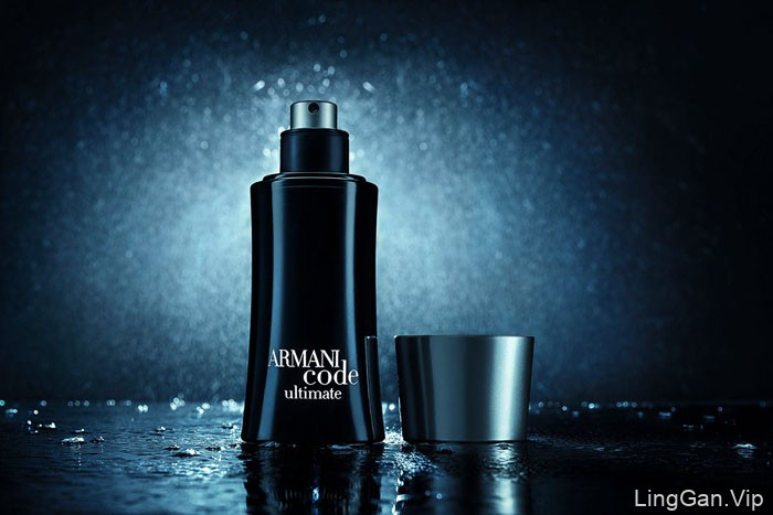 罗马尼亚Dragos香水图像处理设计