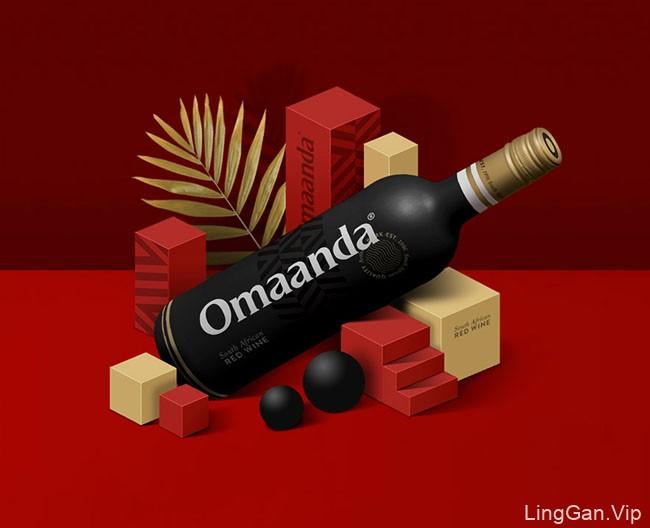 比利时Cyril Verbois葡萄酒设计作品