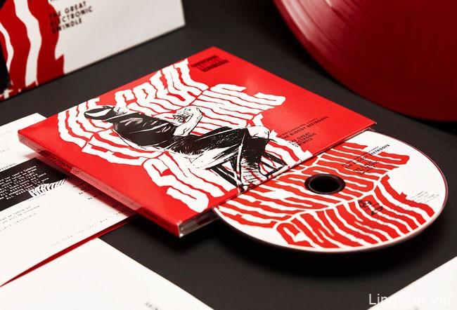意大利设计师Carosello Lab的时尚CD设计