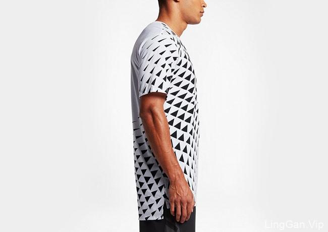 意大利ARTIVA DESIGN极简时尚的耐克服饰图案设计