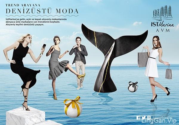 土耳其IstMarina购物中心数码艺术设计