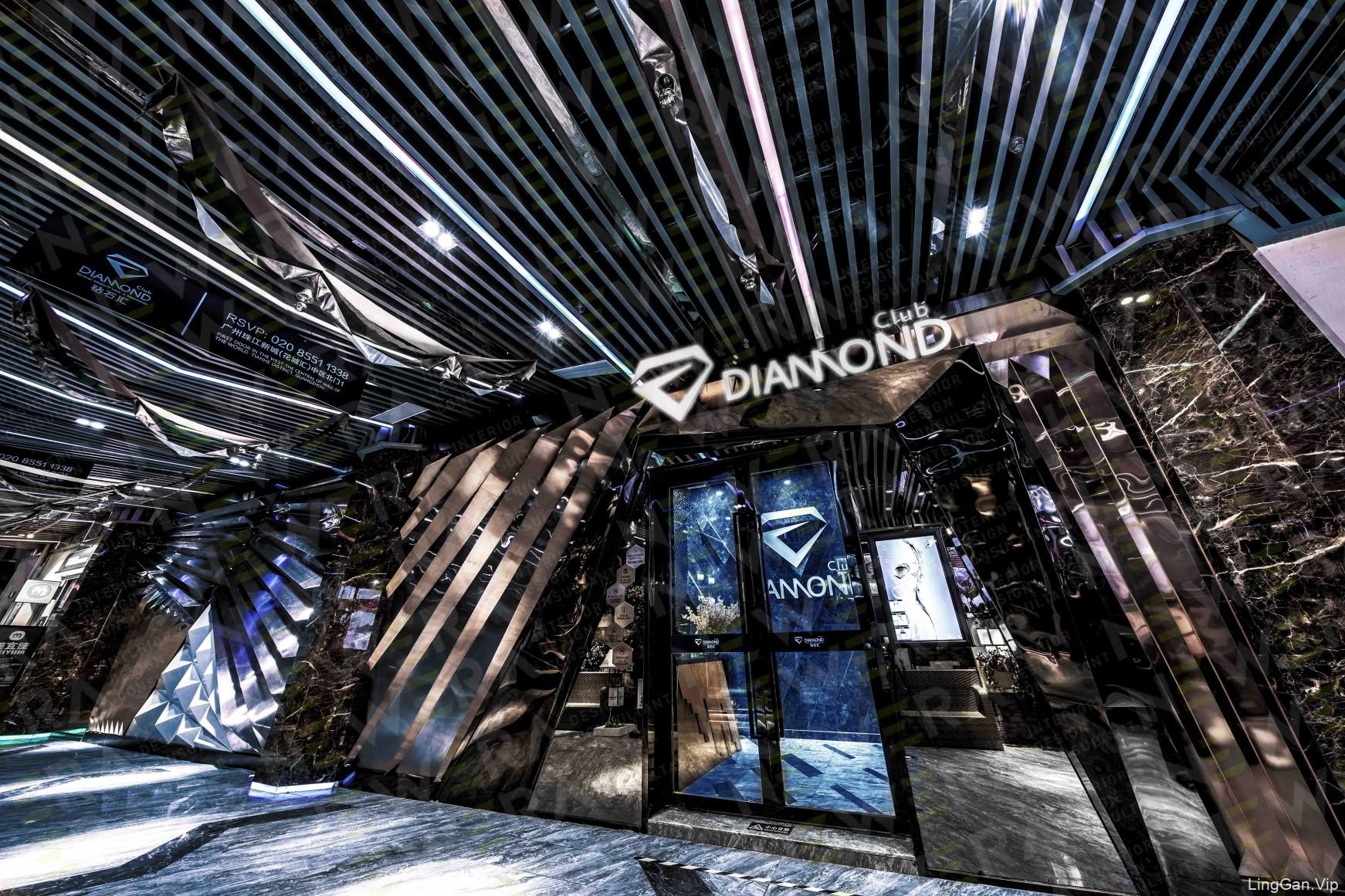 新冶组作品 | 广州钻石 CLUB DIAMOND