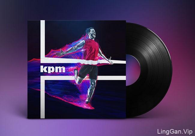 荷兰Mart Biemans艺术CD设计作品(三)