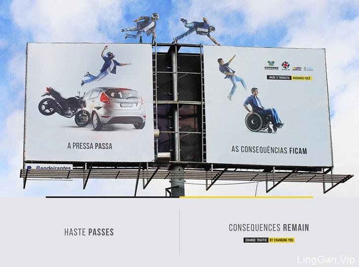 巴西Detran-RN摩托车骑行安全意识宣传公益广告