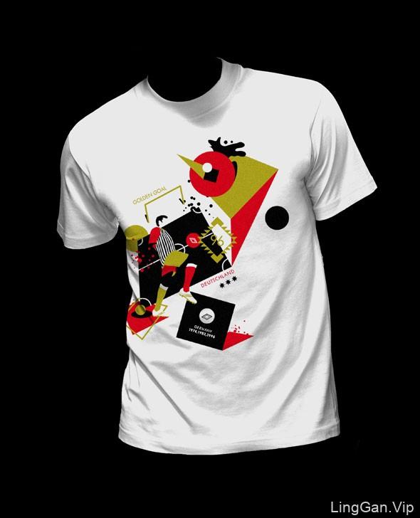 Christoph Ruprecht时尚T恤图案设计
