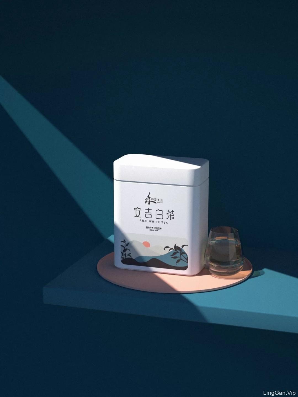 茶叶中国风包装