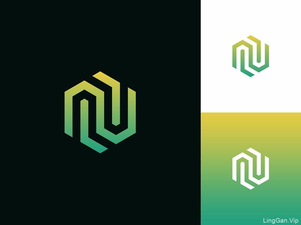 视觉设计师Damjan-极简现代!18款时尚创意Logo设计